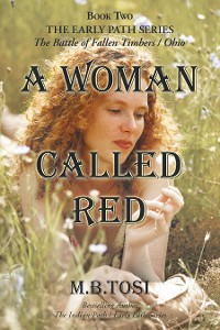 Cover A Woman Called Red