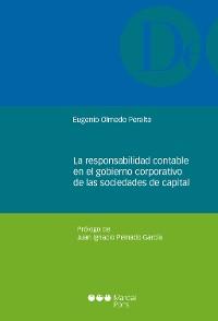 Cover La responsabilidad contable en el gobierno corporativo de las sociedades de capital