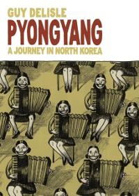 Cover Pyongyang