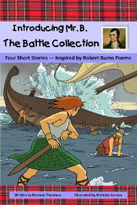 Cover Introducing Mr. B. The Battle Collection