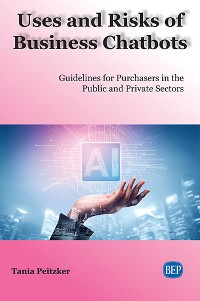 Cover Uses and Risks of Business Chatbots