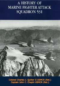Cover History of Marine Fighter Attack Squadron 531
