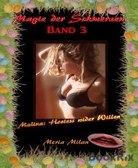 Cover Magie der Schmerzen 3
