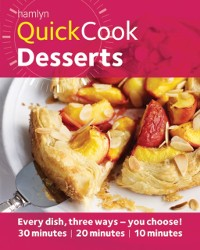 Cover Hamlyn QuickCook: Desserts