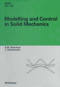 Cover Modeling and Control in Solid Mechanics