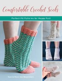 Cover Comfortable Crochet Socks