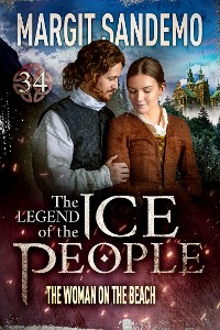 Cover The Ice People 34 - The Woman on the Beach