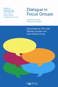 Cover Dialogue in Focus Groups