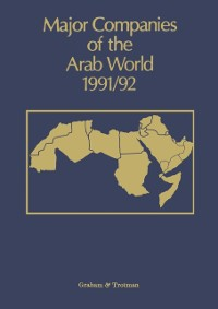 Cover Major Companies of the Arab World 1991/92