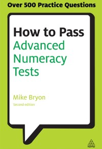 Cover How to Pass Advanced Numeracy Tests