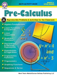 Cover Pre-Calculus Workbook