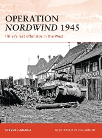 Cover Operation Nordwind 1945
