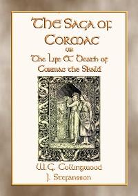 Cover THE SAGA OF CORMAC THE SKALD - A Norse & Viking Saga