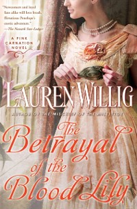 Cover Betrayal of the Blood Lily