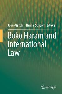 Cover Boko Haram and International Law