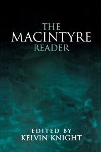 Cover The MacIntyre Reader