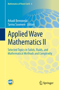 Cover Applied Wave Mathematics II