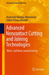 Cover Advanced Noncontact Cutting and Joining Technologies