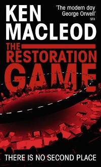 Cover Restoration Game