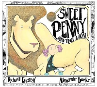 Cover Sweet Penny and the Lion