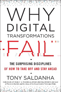Cover Why Digital Transformations Fail