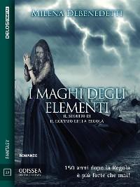 Cover I maghi degli elementi