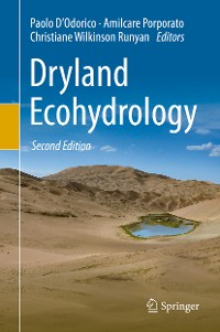 Cover Dryland Ecohydrology