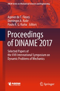 Cover Proceedings of DINAME 2017