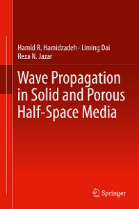 Cover Wave Propagation in Solid and Porous Half-Space Media