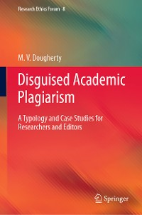 Cover Disguised Academic Plagiarism