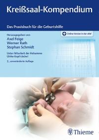 Cover Kreißsaal-Kompendium