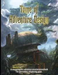 Cover Tome of Adventure Design