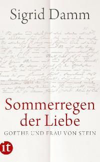 Cover »Sommerregen der Liebe«