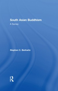 Cover South Asian Buddhism