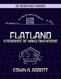 Cover Flatland - A Romance of Many Dimensions