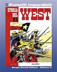 Cover Storia del West n. 5 (iFumetti Imperdibili)