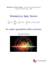 Cover La radice quantistica della coscienza