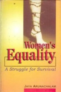 Cover Women's Equality