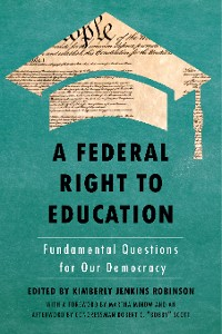 Cover A Federal Right to Education