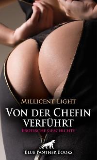 Cover Von der Chefin verführt | Erotische Geschichte