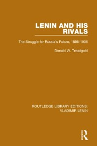 Cover Lenin and his Rivals