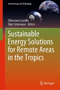 Cover Sustainable Energy Solutions for Remote Areas in the Tropics