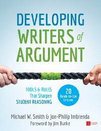 Cover Developing Writers of Argument