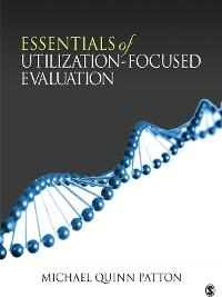 Cover Essentials of Utilization-Focused Evaluation