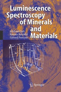 Cover Modern Luminescence Spectroscopy of Minerals and Materials