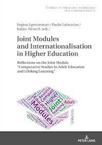 Cover Joint Modules and Internationalisation in Higher Education