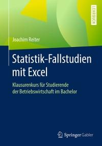 Cover Statistik-Fallstudien mit Excel
