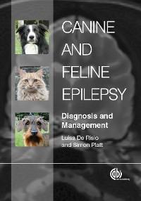 Cover Canine and Feline Epilepsy