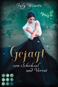 Cover Gejagt von Schicksal und Verrat (Sturmwanderer 3)