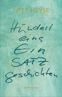 Cover Hunderteins EinSatzgeschichten